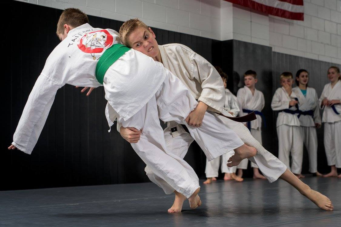 Youth Martial Arts Classes