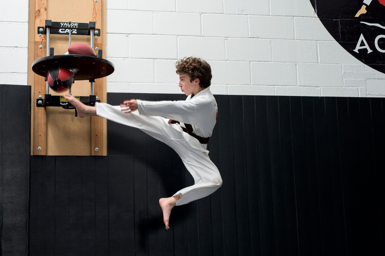 Youth Competitive Martial Arts