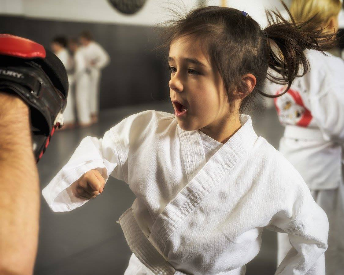 Youth Martial Arts Class Omaha