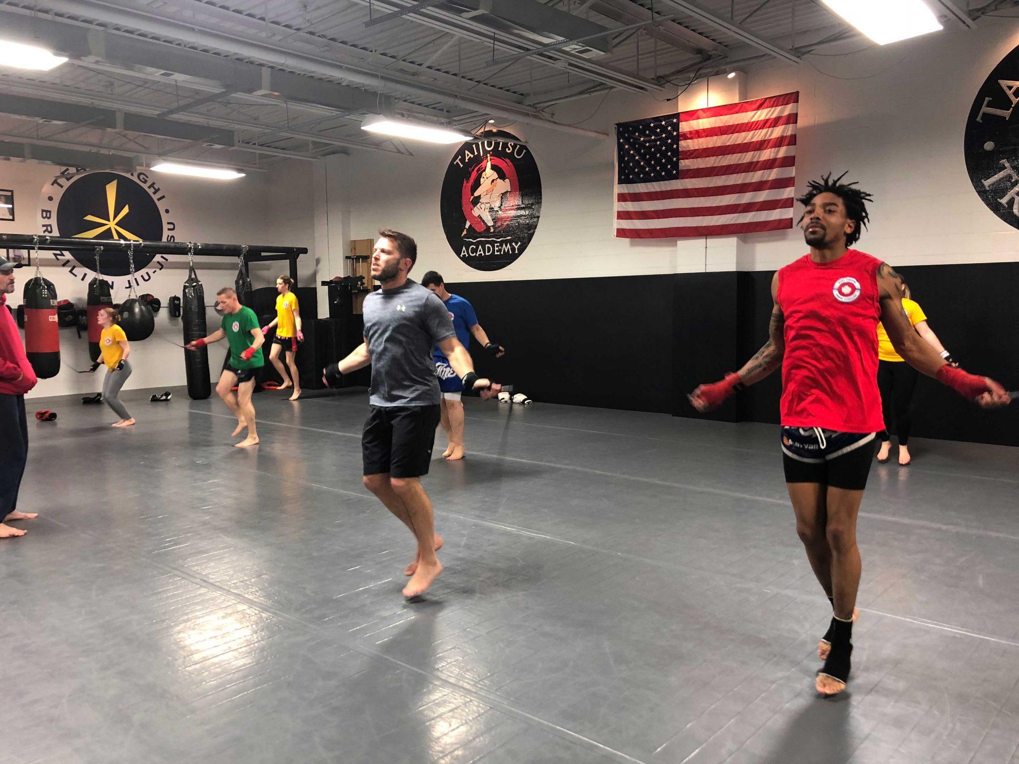 Kickboxing Muay Thai Omaha